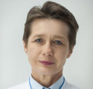 Dr Teresa Bis-Oleniacz, laryngolog dziecięcy