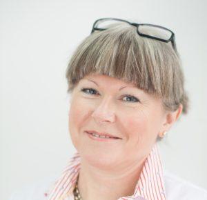 Dr n. med. Anna Ścińska-Bieńkowska, laryngolog