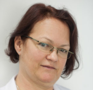 Dr n. med. Krystyna Kizler-Sobczyk, laryngolog