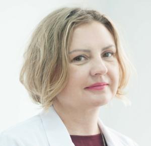 Dr n. med. Elżbieta Jeżewska, laryngolog
