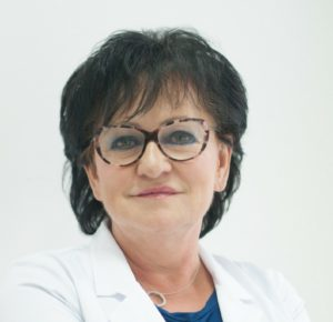 Dr n. med. Aleksandra Gołębiowska, dermatolog