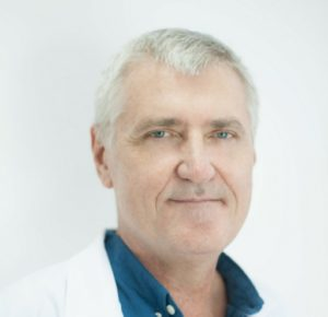 Dr Grzegorz Sobczyk, laryngolog