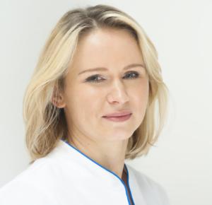 Dr Magdalena Tomaszewska, laryngolog dziecięcy