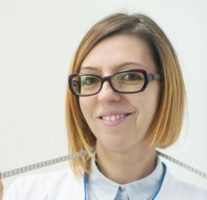Mgr inż. Agnieszka Białkowska, dietetyk
