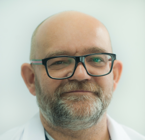 Dr Jacek Gałczyński, chirurg onkolog