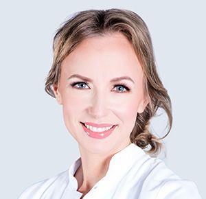 Dr hab. n. med. Mariola Popko Zagor (laryngolog)