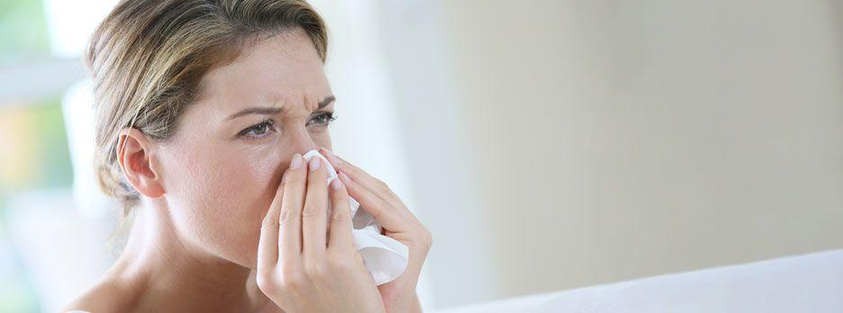 Niealergiczny, przewlekły nieżyt nosa