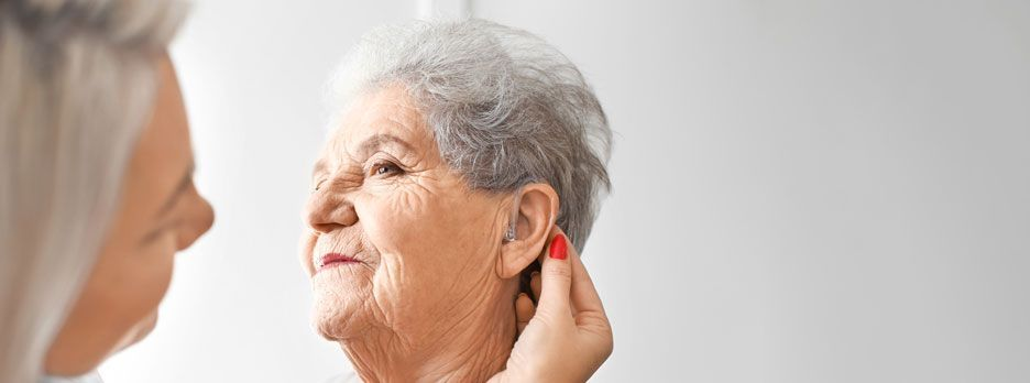 Niedosłuch związany z wiekiem