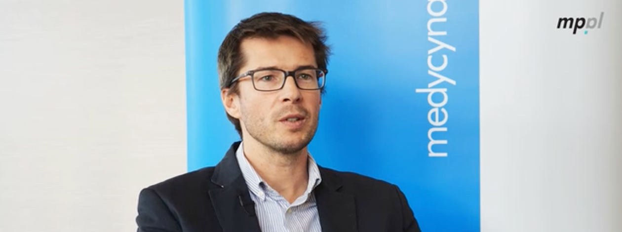 Dr Andrzej Kuta wywiad dla portalu Medycyna Praktyczna