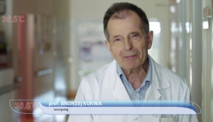 Dr. Andrzej Kukwa o prawidłowym oddychaniu