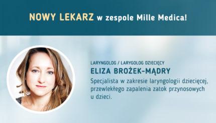 Laryngolok Dr n. med. Elżbieta Brożek-Mądry