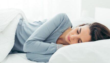 Zaburzenia oddychania u kobiet w ciąży