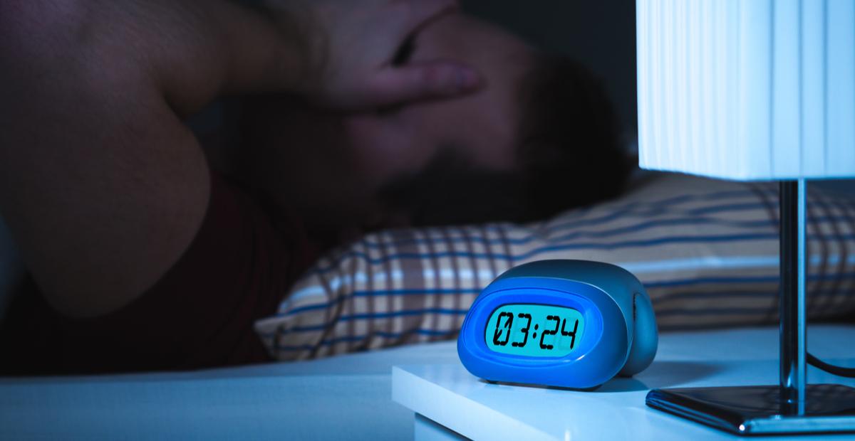 Niewyspanie i bezsenność