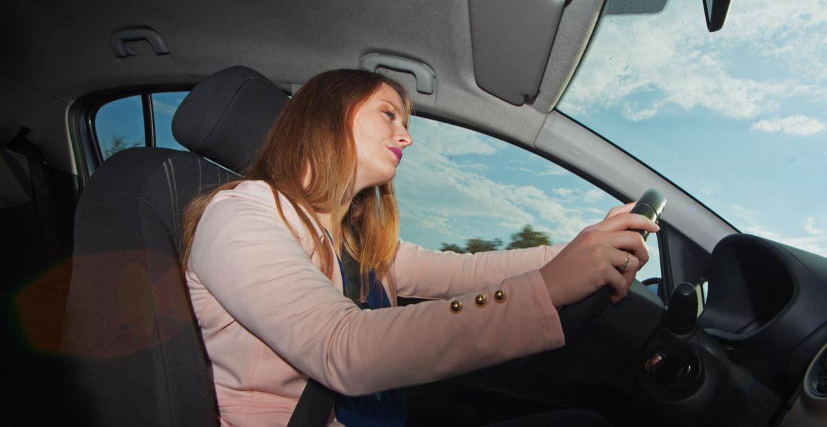 Niewyspanie za kierownicą samochodu